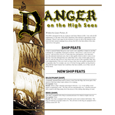 Danger on the High Seas