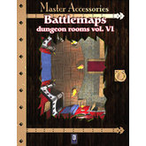 Battlemaps: Dungeon Rooms Vol.VI