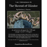1 on 1 Adventures #6: Shroud of Olindor