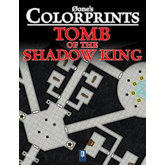 0one's Colorprints #1: Tomb of the Shadow King