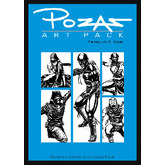 Pozas Art Pack: Fantasy vol. 5 - Ninjas!