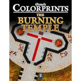 0one's Colorprints #3: The Burning Temple