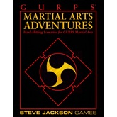 GURPS Classic: Martial Arts Adventures