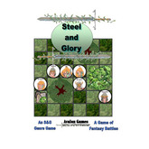 Steel and Glory Set 2, Mini-Game #46