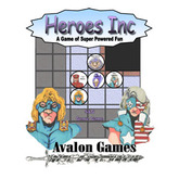 Heroes Inc. Set 1, Mini-Game #53