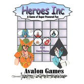 Heroes Inc. Set 3, Mini-Game #57