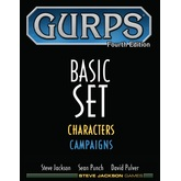 GURPS Basic Set: Characters and Campaigns