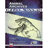 Animal Archives: Prehistoric Animals III