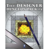 Tile Designer: Dungeon Pack #1