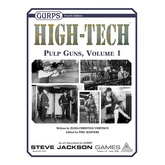 GURPS High-Tech: Pulp Guns, Volume 1