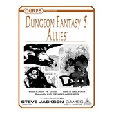 GURPS Dungeon Fantasy 5: Allies
