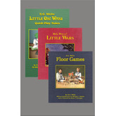H.G. Wells' Gaming Books Bundle