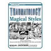 GURPS Thaumatology: Magical Styles