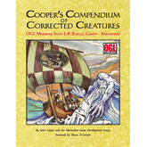 Cooper's Compendium of Corrected Creatures: OGL Monster Stats E – K