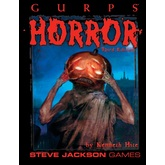 GURPS Classic: Horror (Third Edition)