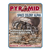 Pyramid #3/06: Space Colony Alpha