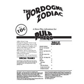 The Dordogne Zodiac