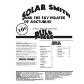 Solar Smith and the Sky-Pirates of Arcturus