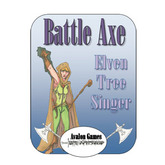 Battle Axe Elven Tree Singer
