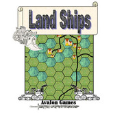 Land Ships, Set #1, Mini-Game #90