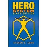 HERO System 6th Edition Basic Rulebook Character Pack