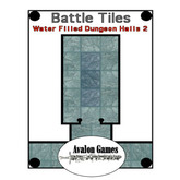 Battle Tiles, Water Filled Dungeon Halls 2