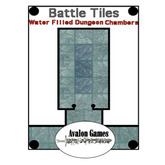 Battle Tiles, Water Filled Dungeon Chambers