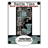 Battle Tiles, Water Filled Cave Passages
