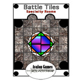 Battle Tiles, Specialty Rooms