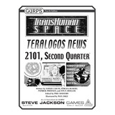 Transhuman Space: Teralogos News - 2101, Second Quarter