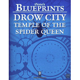 0one's Blueprints: Drow City - Temple of the Spider Queen