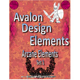 Avalon Design Elements Arcane Set #1