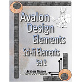 Avalon Design Elements Sci-Fi Elements #2