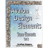 Avalon Design Elements Stone Elements #2