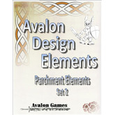 Avalon Design Elements Parchment Elements #2