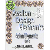 Avalon Design Elements Asian Elements #2