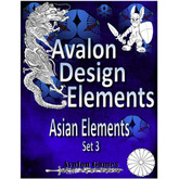 Avalon Design Elements Asian Elements #3