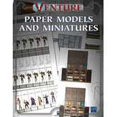 Venture - Paper Models and Miniatures