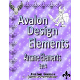 Avalon Design Elements Arcane Elements #4
