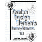 Avalon Design Elements Fantasy Elements #5