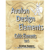 Avalon Design Elements Celtic Set #5