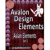 Avalon Design Elements Asian Elements #5