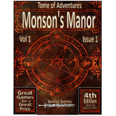 Tome of Adventure, Morson's Manor