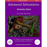 Advanced Adventures #15: Stonesky Delve