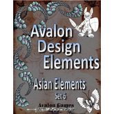 Avalon Design Elements Asian Elements #6