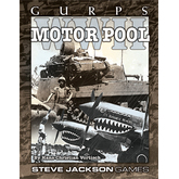 GURPS WWII Classic: Motor Pool