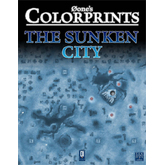 Øone's Colorprints #10: The Sunken City
