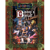 Ars Magica: The Bishop's Staff - An Ars Magica Adventure