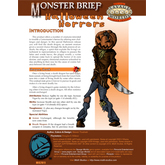 Monster Brief: Halloween Horrors