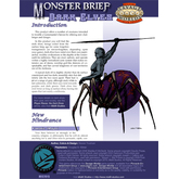 Monster Brief: Dark Elves